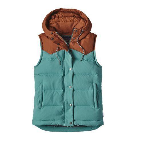 W's Bivy Hooded Vest, Mogul Blue (MGLB)