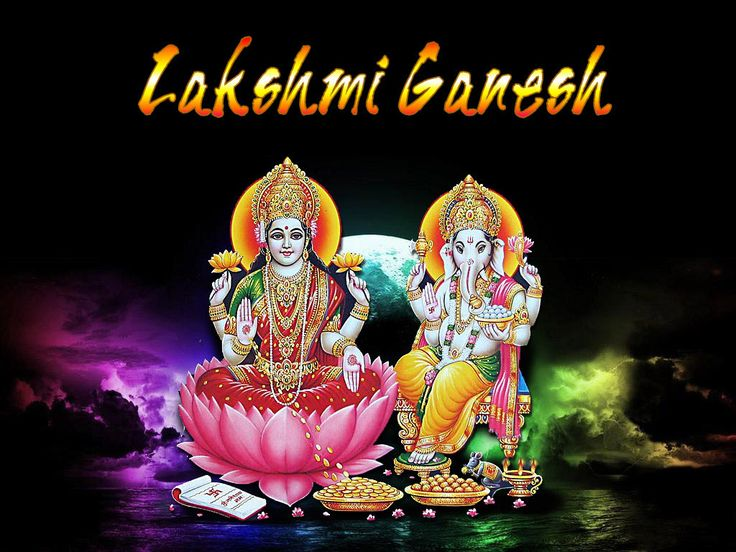 FREE Download Lakshmi Ganesh Wallpaper Wallpapers