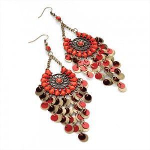 Cercei Candelabru Passion Pit - Cercei Online - Jewelry-Box.ro