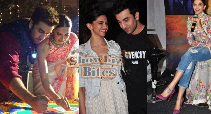 PHOTOS: Ranbir Kapoor and Deepika Padukone Promote Tamasha