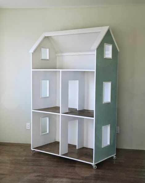 "... or 18"" Dollhouse 