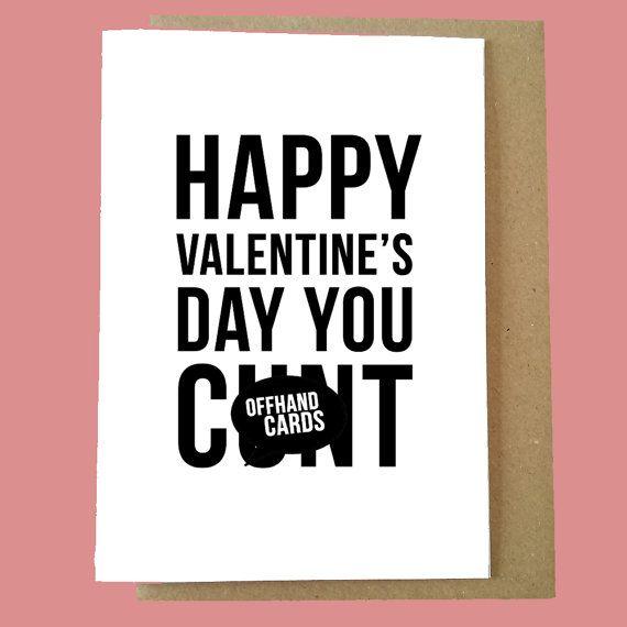 Best ValentineS Day Cards Adult Rude Content Images On