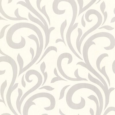 33 x 205 muriel scroll wallpaper wayfair feature wallpaperwallpaper samplespattern wallpaperbedroom