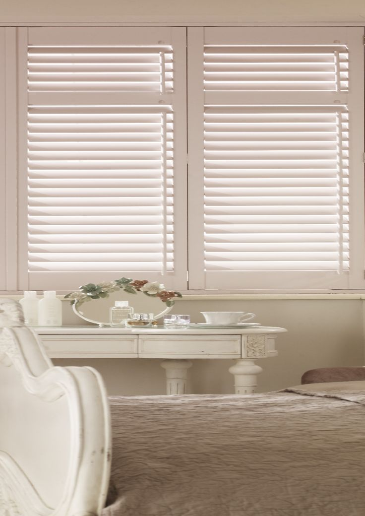 17 best shutters images on pinterest shutter blinds blinds and shades taupe shutters for your bedroom from hillarys find more inspiration here http solutioingenieria Images