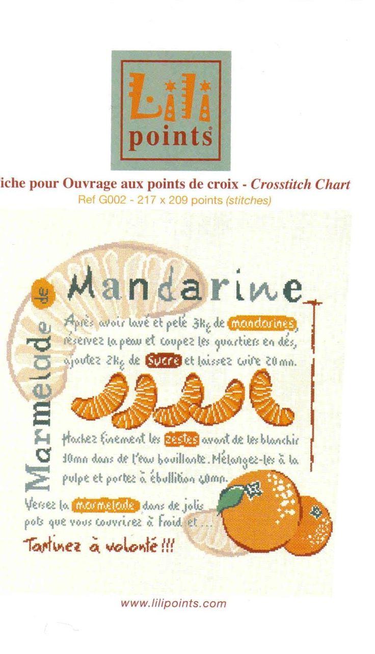Mandarine Lilipoints
