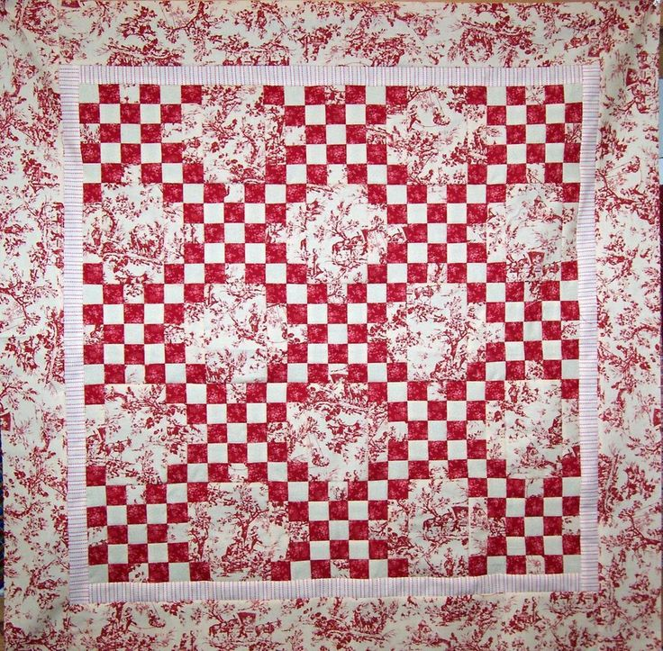 23 Best Irish Chain Quilts Images On Pinterest