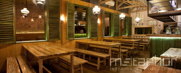 Gerobak Betawi, Jakarta – INDONESIA | METAPHOR | Interior Designer Jakarta and Singapore for Restaurant, Hotel, Office, Commercial, Retail, Cafe, Residential, Show Unit