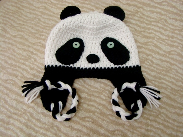 Free Crochet Pattern Panda Bear Hat : 17 Best images about CROCHET on Pinterest Cable, Ravelry ...