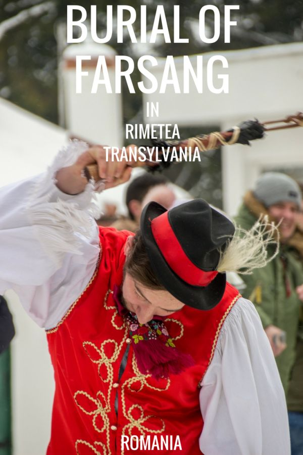 The Burial of Farsang in Transylvania | ROMANIA