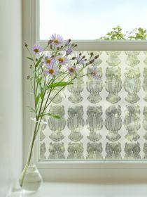 Owl window film