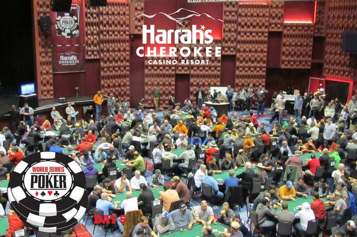 Cherokee casino bingo caesars online gambling stock
