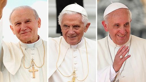 The Danger of Good Popes - a great article from First Things!