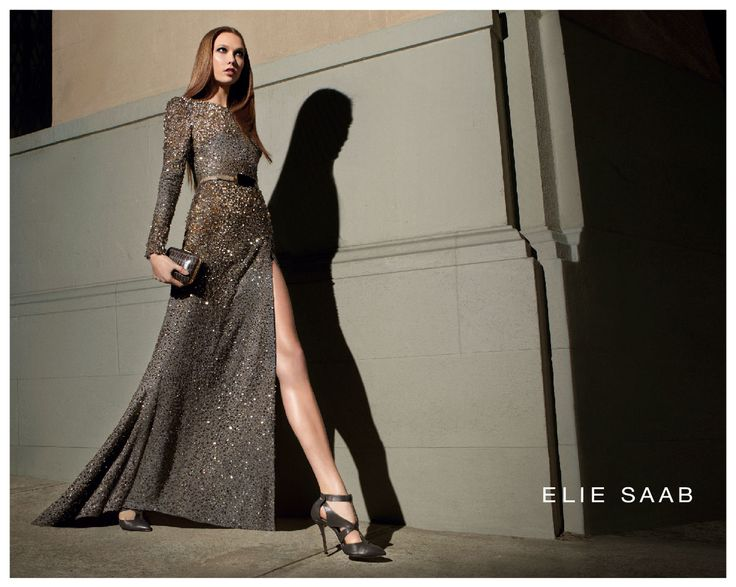 musings in femininity.: Elie Saab Fall, The Face, Ads Campaigns, Fall Fashion, Karlie Kloss, Fashion Pictures, Fashion Ads, Carboxylic Block, Ad Campaigns