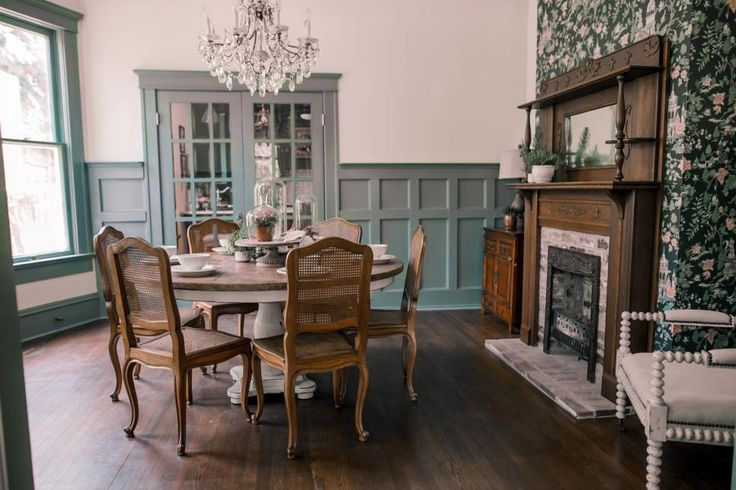 Ben and Erin Napier lovingly revitalize the charm in a classic home that has an interesting history dating to World War II.