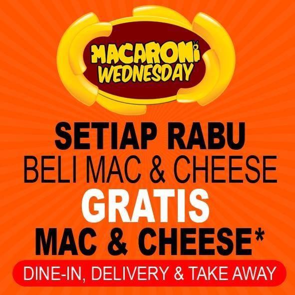 Paparons Wednesday Big Deal Beli 1 Gratis 1 http://www.perutgendut.com/read/paparons-wednesday-big-deal-beli-1-gratis-1/3944 #Food #Kuliner #Promo