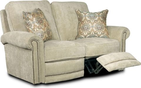 Lane Home Furnishings - Jasmine Double Reclining Loveseat - 258-29