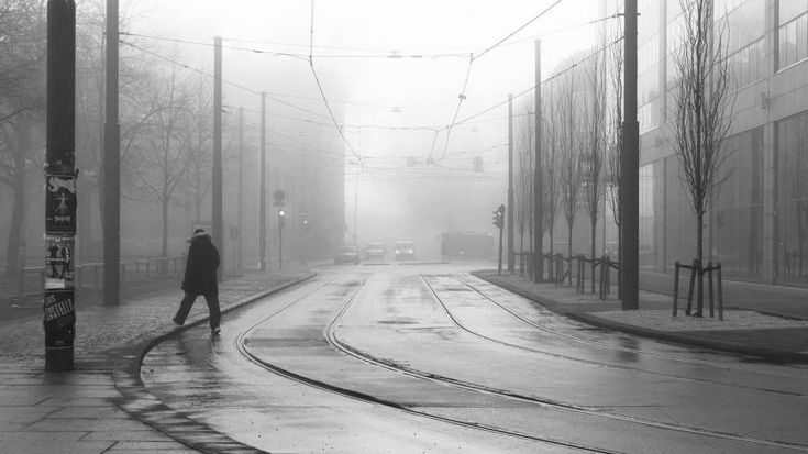 Foggy Oslo - City Photography, Photography of Oslo