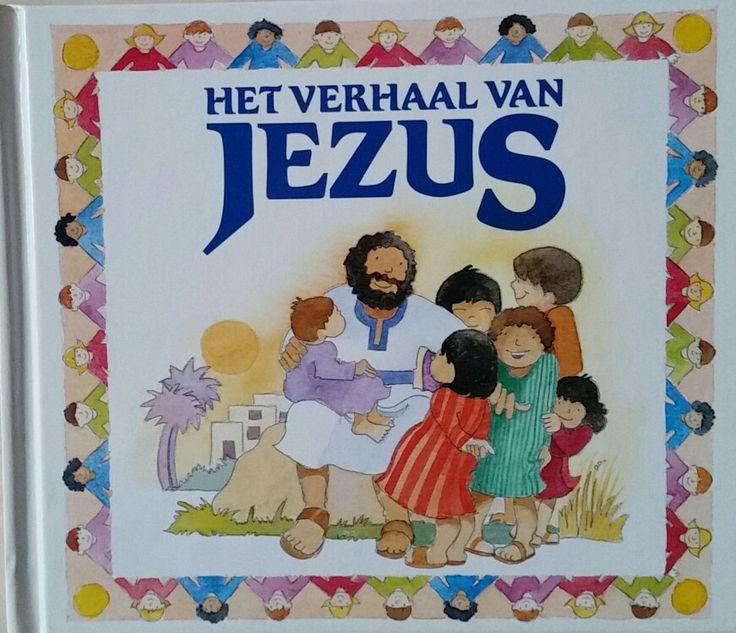 Boek Het verhaal van Jezus