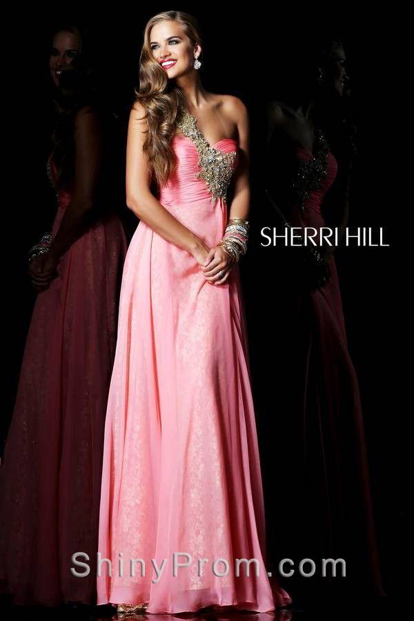 Mejores 16 imágenes de Sherri Hill en Pinterest | Vestidos formales ...
