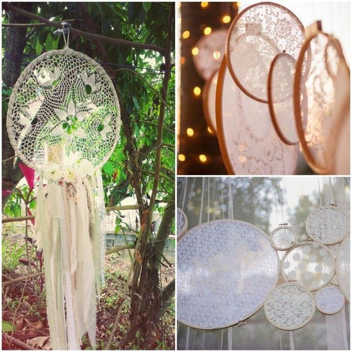 53 best attrape reves images on pinterest dreamcatchers mandalas and dreams - Decoration mariage de reve ...