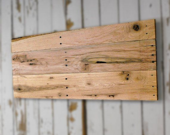 Rustic, Recycled Pallet Wood Blank Panel for Sign Painting Project.  Distressed Boards. Photography Prop. Rustic. Wedding Registry Guestbook - 17 Best Images About Cap Merica Man Cave Ideas On Pinterest