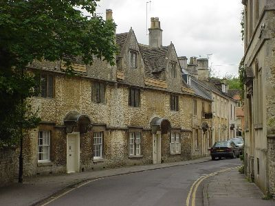 Corsham, England lived here when I first went to england.