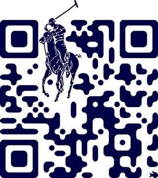 QR code Polo Ralph Lauren...