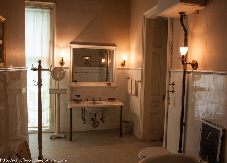 Гайд Парк, штат Нью-Йорк: Загородная резиденция Фредерика Вандербильта
