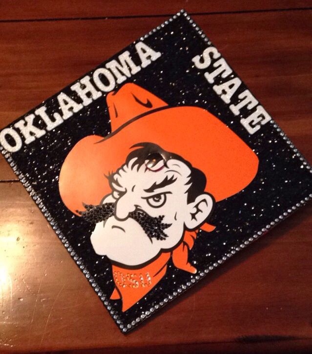 Oklahoma state university! Go pokes!!