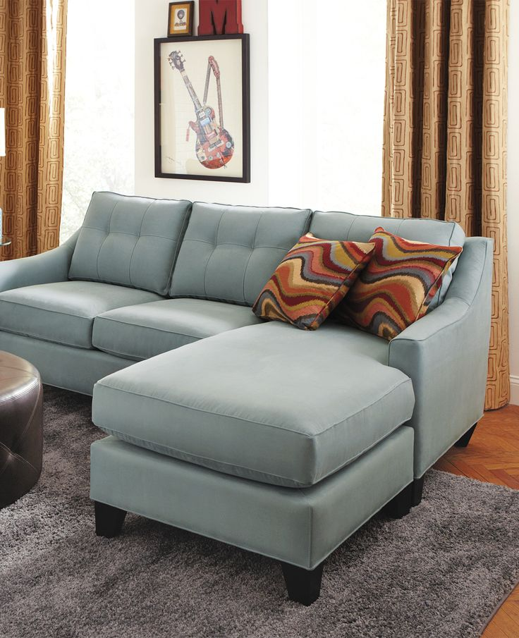 Contemporary And Stylish The Madison Place Sectional Will