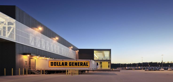 Dollar+General+Distribution+Center+/+Leo+A+Daly