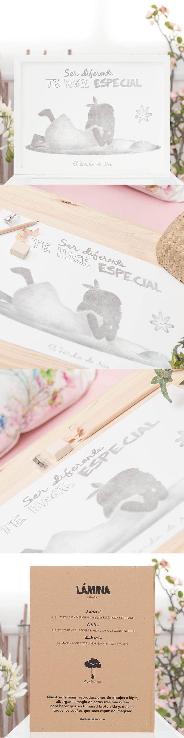 Láminas decorativas - Póster bonito