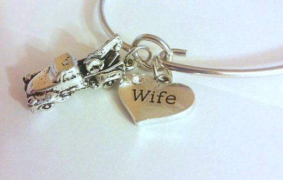 Tow Wife Charm Bracelet by The Butterfly Wife