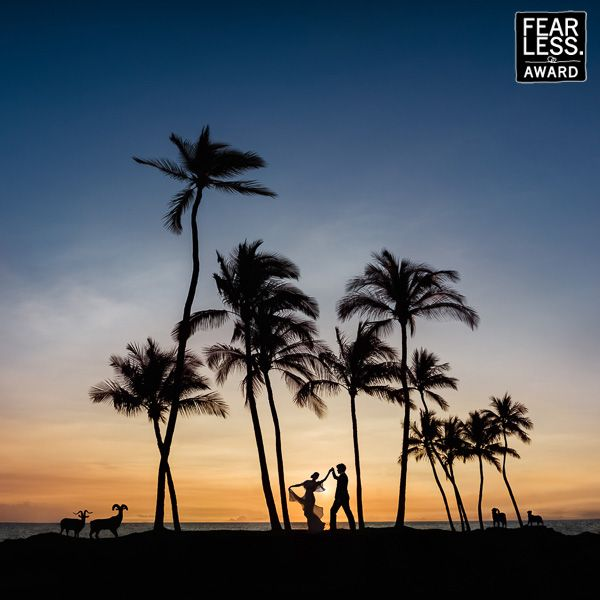 Fearless Award by Eleonora Barna (Los Angeles) - Collection 33