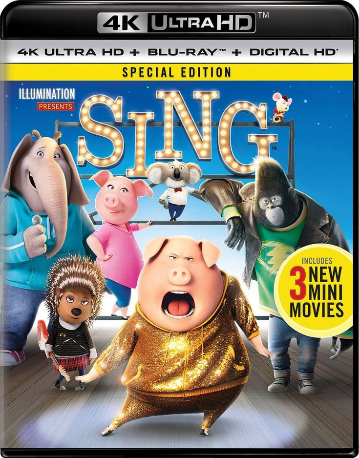 Sing reminds of why Illumination Studios is one of the best in the field, giving Disney and Pixar a run for their money.