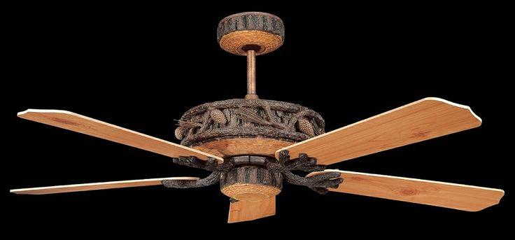 "Tahoe Ponderosa 52"" Exterior Ceiling Fan"