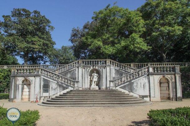 Lisboa Cool - Visitar - Jardim Botânico Ajuda