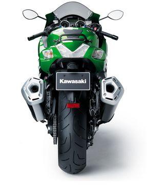 *** Kawasaki 1400 GTR. /2014.