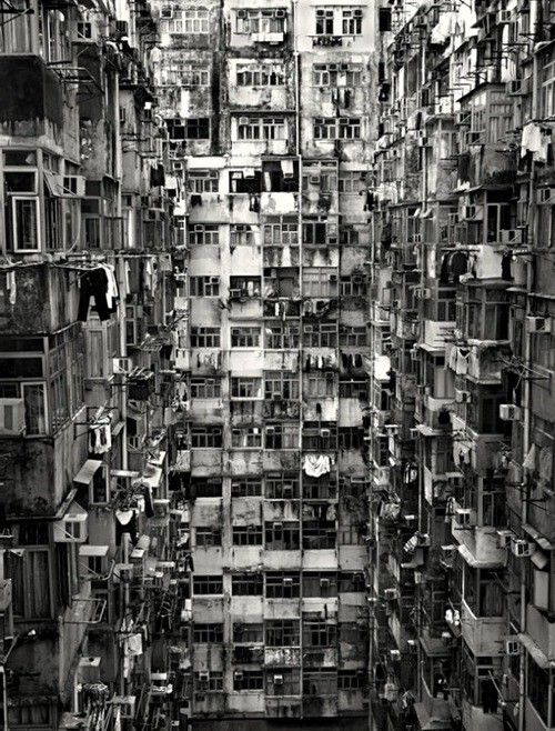 Kowloon Walled City interieur koloon lieux information featured carte…