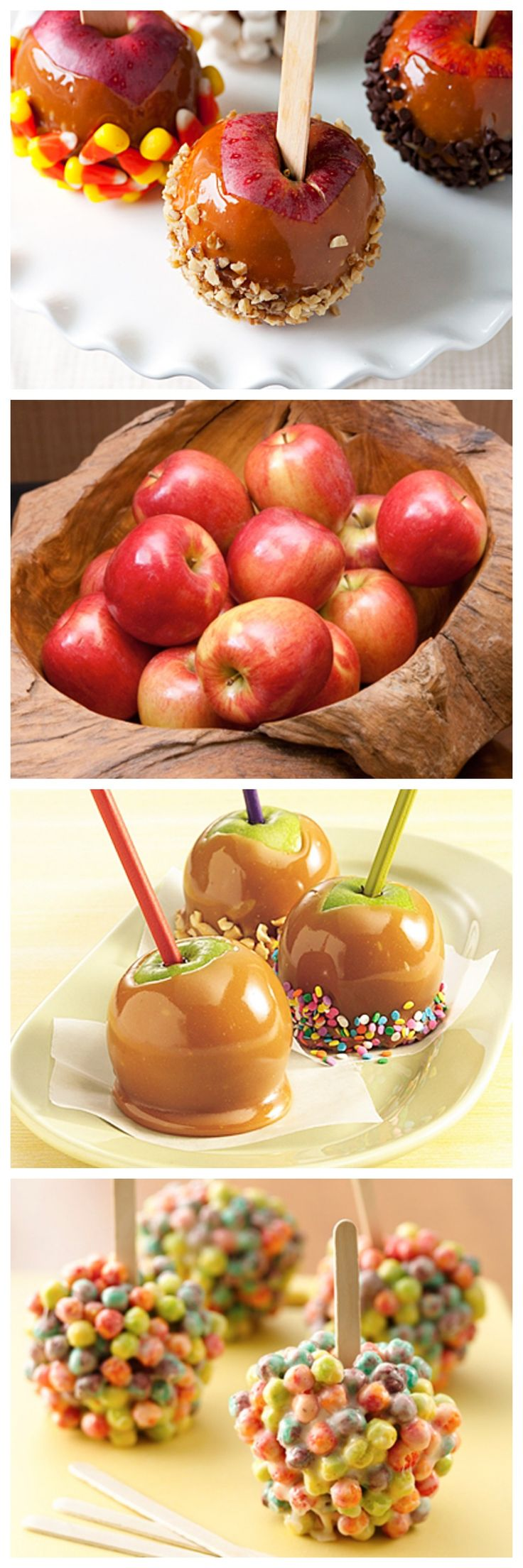 ... Recipes on Pinterest | Pumpkin Pies, Apple Pies and Caramel Apples