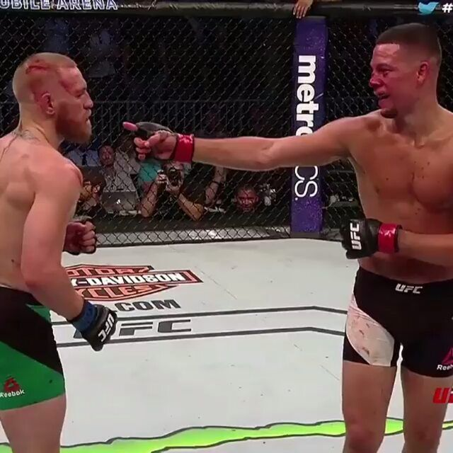 Хотел бы увидеть 3-ий бой?   Conor McGregor vs. Nate Diaz  20 августа 2016  победа 1 решением судей  ____________________________________________________#ufc#драка#нокаут#бокс#бои#mma#ufc#martialarts#mixedmartialarts#boxing#kickboxing#muaythai#wrestling#judo#karate#taekwondo#bjj#jiujitsu#sports#combat#alpha#savage#respect#swag#fitness#motivation#fitnessmotivation#fight#fighting#knockout#ko