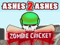 Ashes 2 Ashes Zombie Cricket!