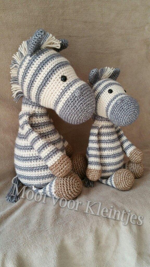 Zusa Zebra :: Mooi voor Kleintjes