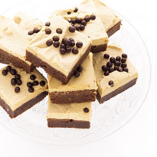 Brownies au chocolat blond Dulcey - Chocolat & Caetera