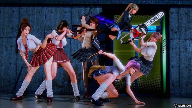 cartoon porno bilder von anime girls in slip