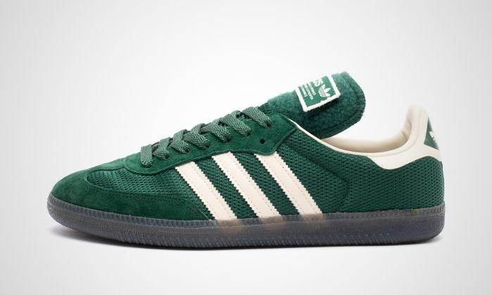 adidas Samba LT Sonntag 20:15 (grün weiß) B44674