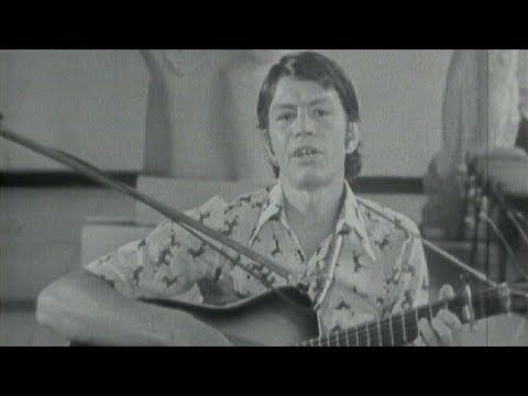 Singura filmare cu folkistul Dan Chebac din Arhiva TVR (1974)