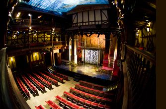 Folger Theatre- Folger Shakespeare Library: Institutions I've been a part of current and intended audience