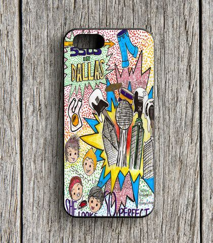 5 Second Of Summer Art 5 SOS Music iPhone 5 | 5S Case