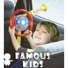 Volan pentru scaunul din spate al masinii
